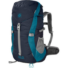 Jack Wolfskin Alpine Trail Backpack Kids midnight blue